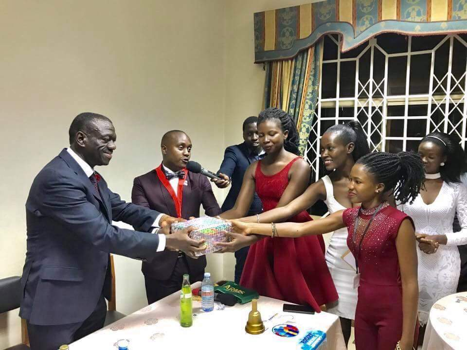Police Chase Dr. Kizza Besigye Out of Busitema Rotaract Dinner