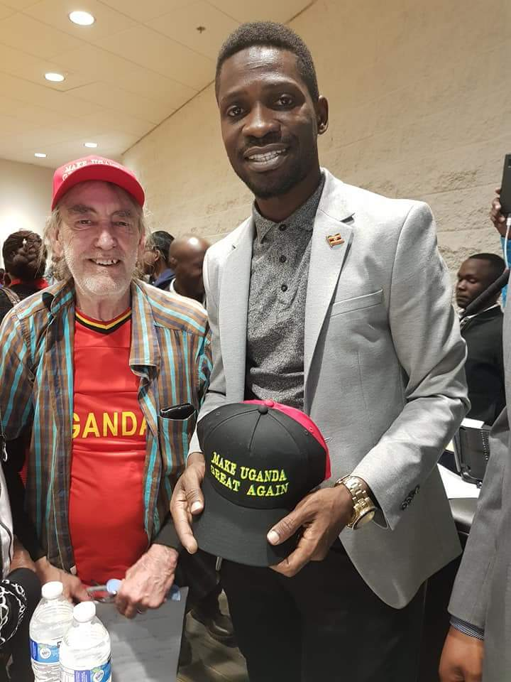 "Interview: ""I will run for president if people ask me to."" Hon Kyagulanyi"
