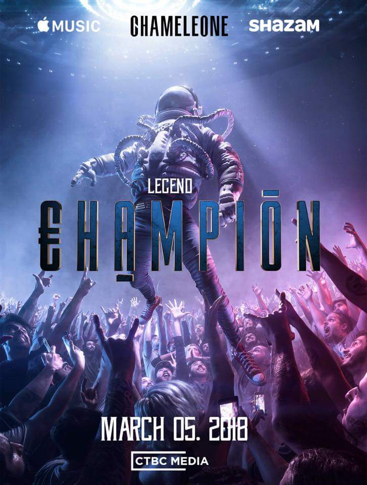 "Watch ""Champion"" By Chameleone Video Here"