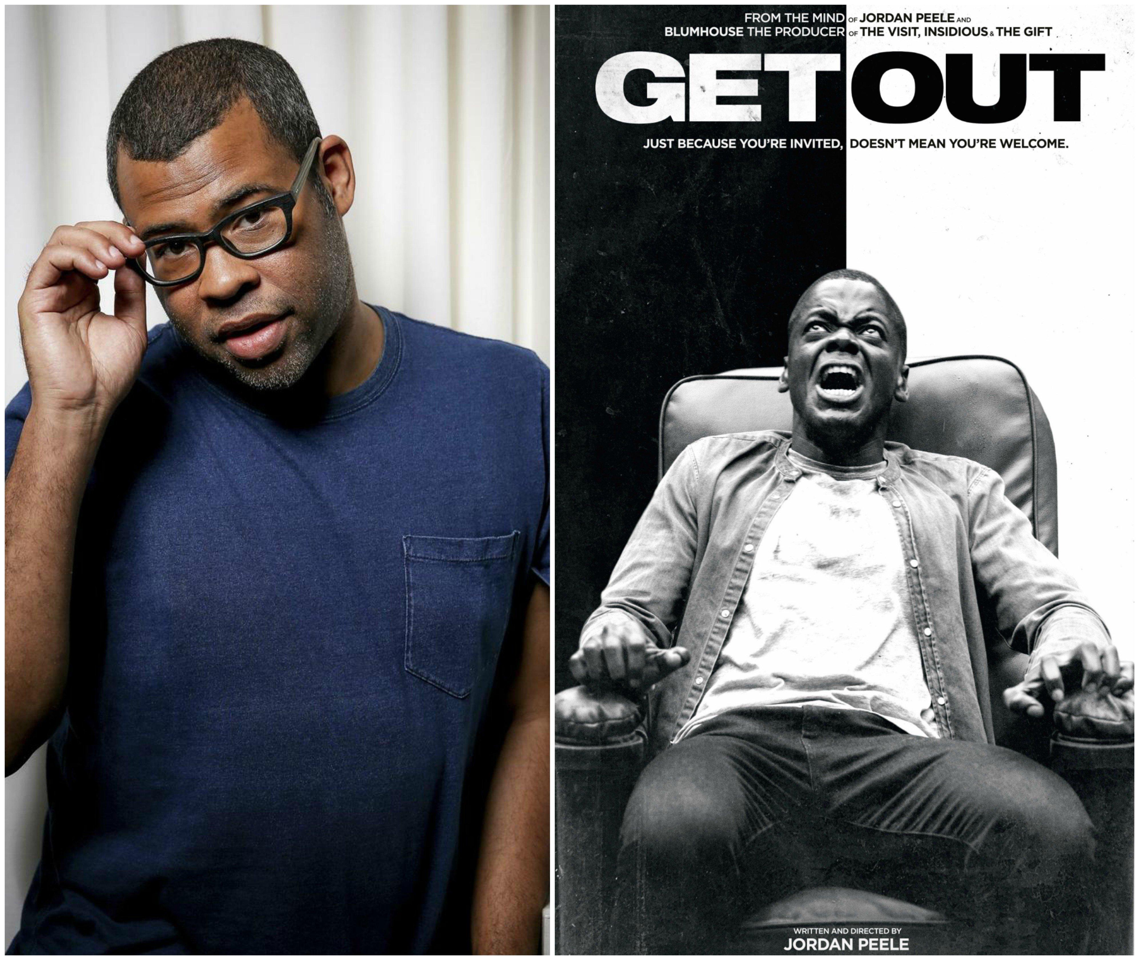 """Get Out"" Starring Daniel Kaluuya Wins Oscars Award for Best Original Screenplay"