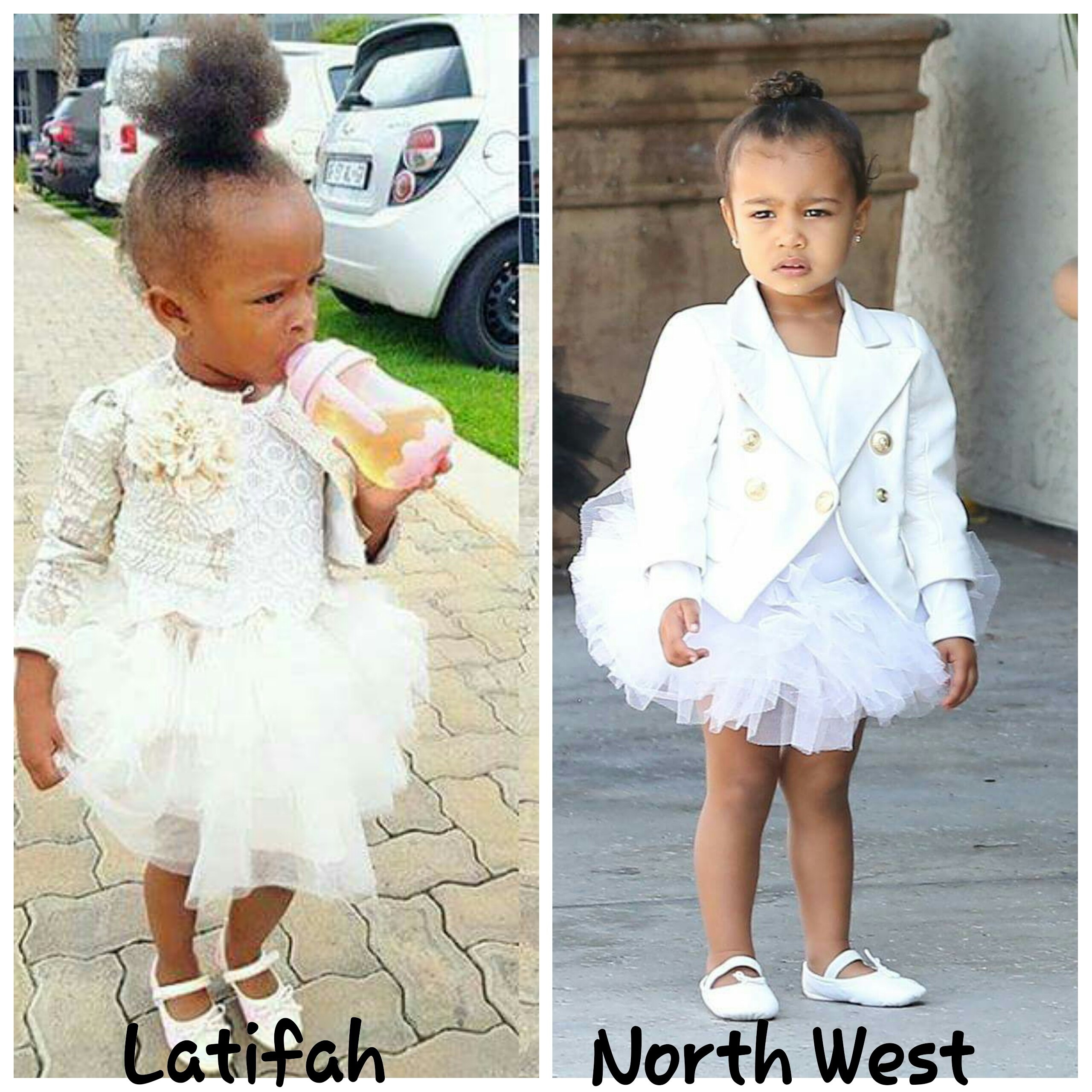 Who Wore It Better? Latifah Dangote vs North West