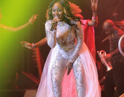 Rema Amazes at her sold out Serena Concert