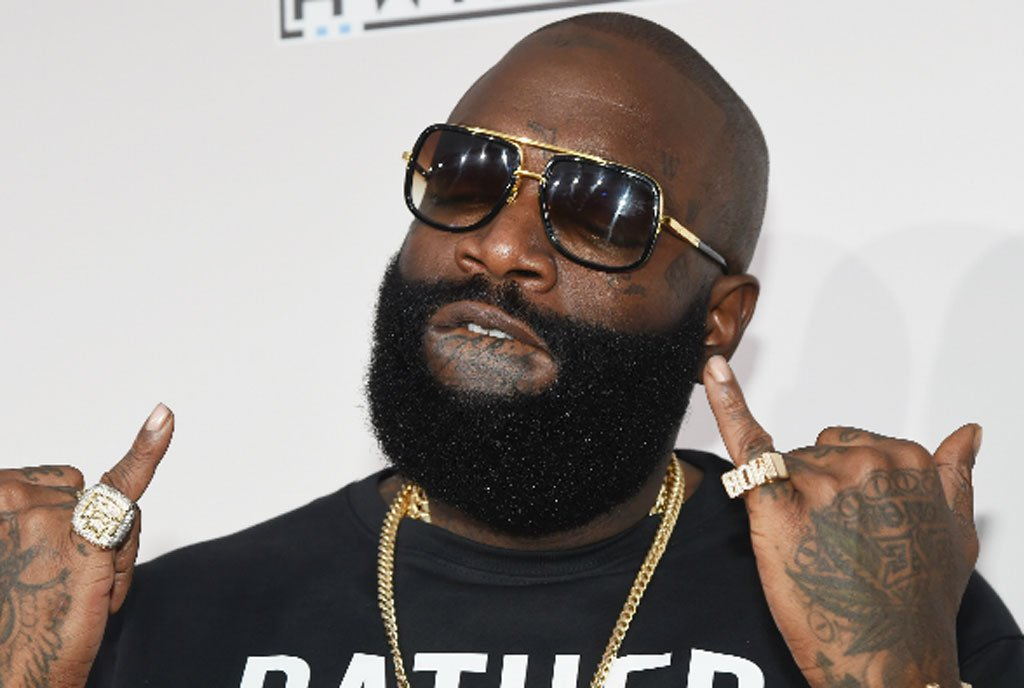 Helicopter, posh cars waiting to pick American star Rick Ross for Kenya show