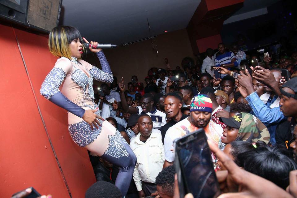 Sheebah's Videos are Pornographic- Porn Committee