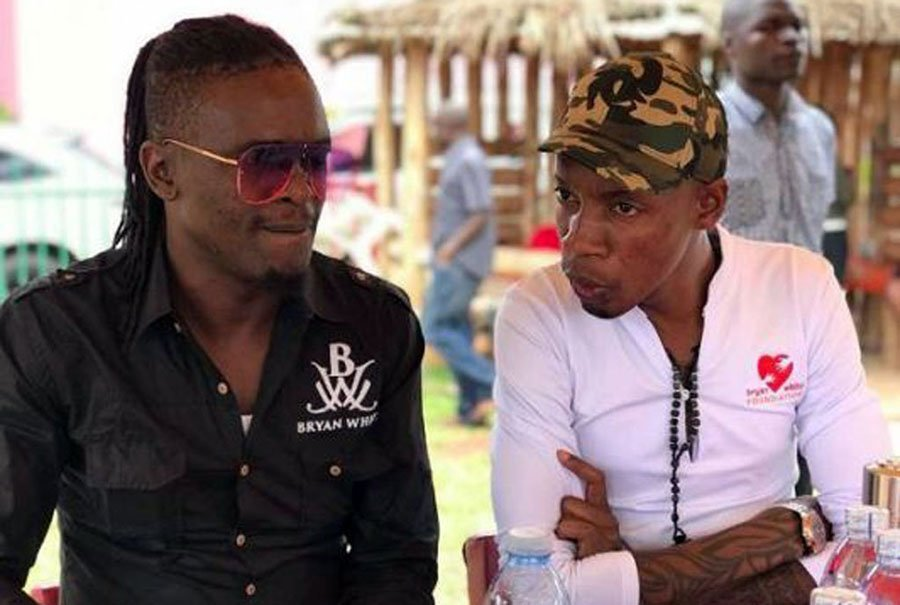 Weasel and Pallaso copy Diamond Song
