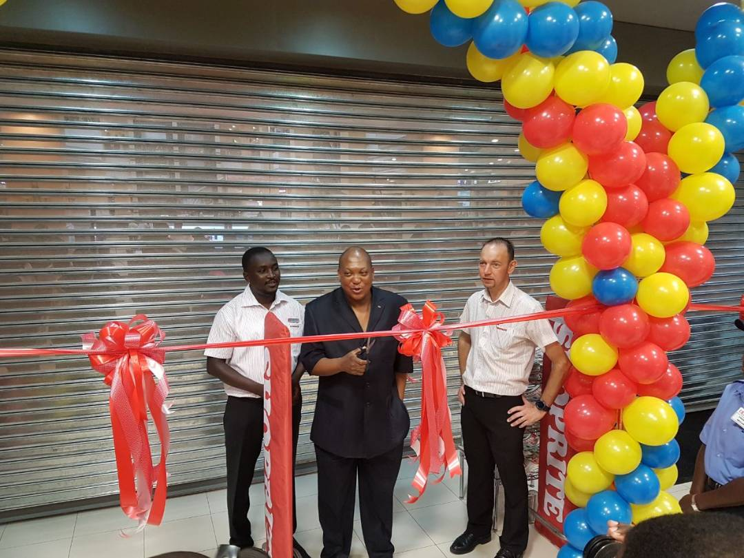 Shoprite Officially Opened at Acacia Mall