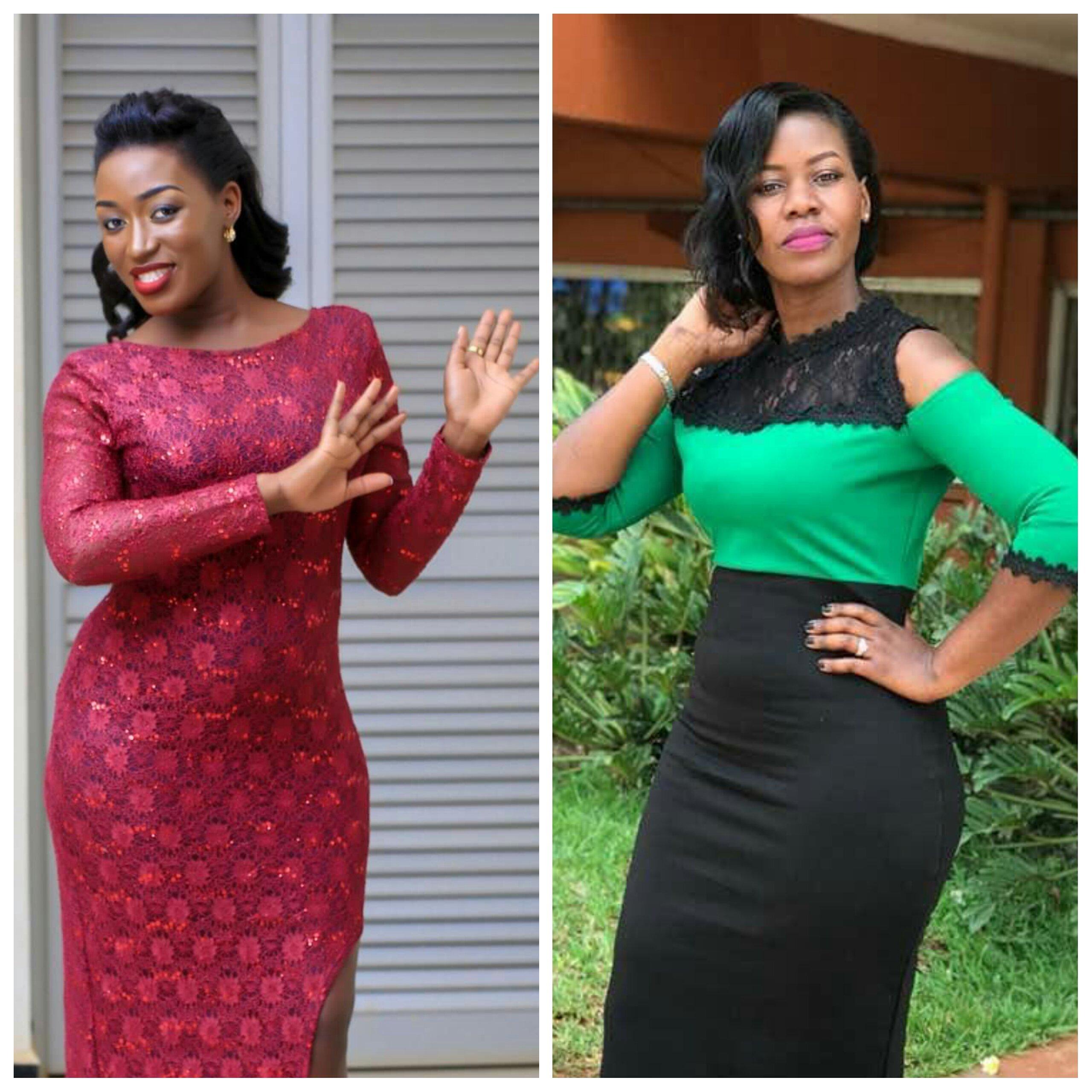 Justine Nameea responds to Faridah Nakazibwe