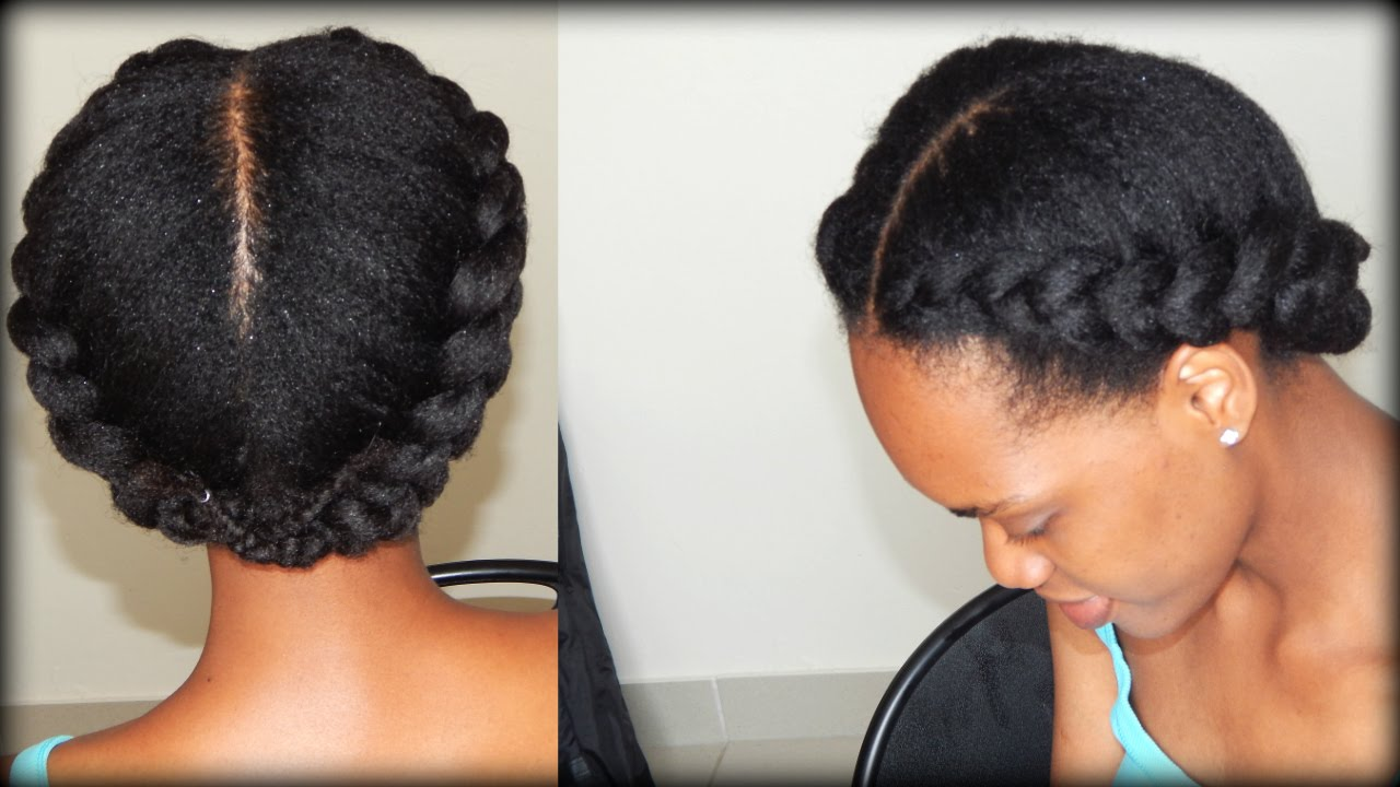 Growing Healthy Natural Hair