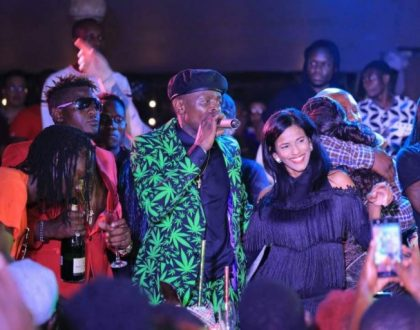 Chameleone gifts Manager Diamond watch worth Millions