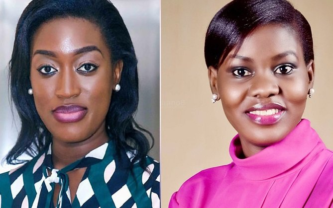 Justine Nameere Makes moves to block Faridah Nakazibwe from travelling  to the US