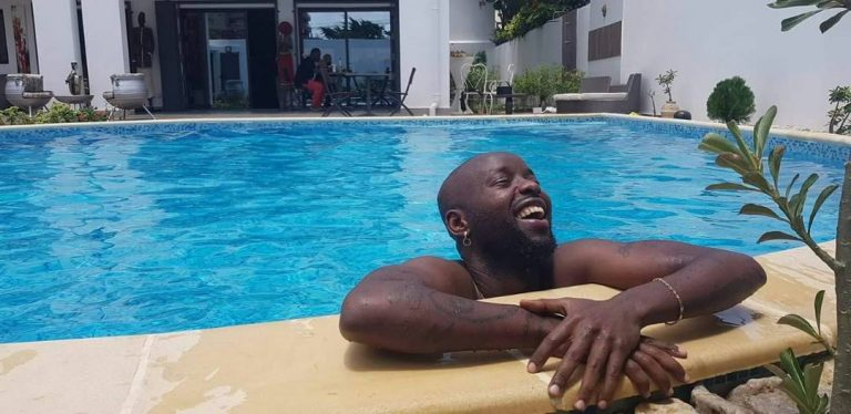 Eddy Kenzo Buys new poash Mansion in Ivory Coast
