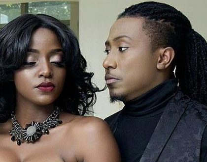 Roger Mugisha admits to being in love with Ellah