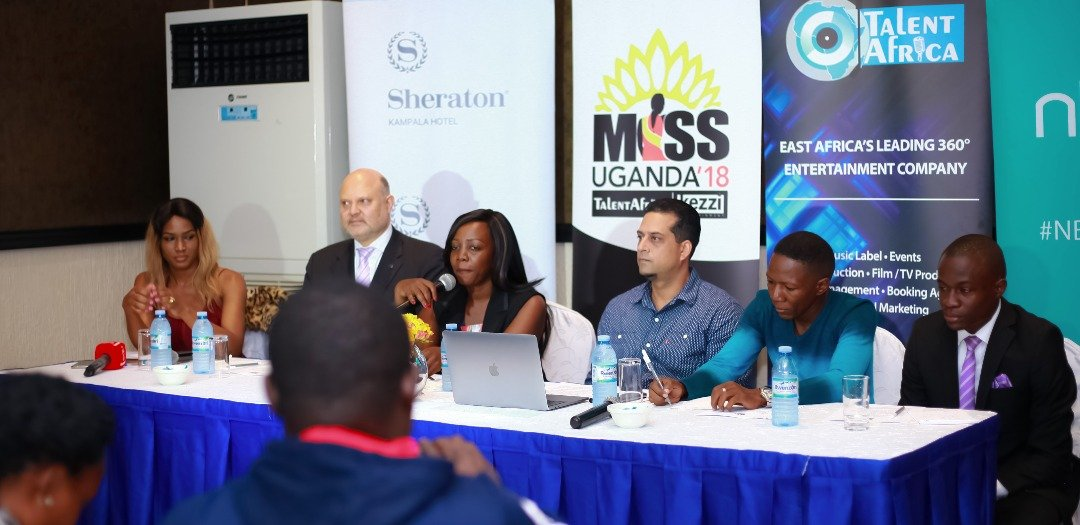 Talent Africa group takes over Miss Uganda Pageant