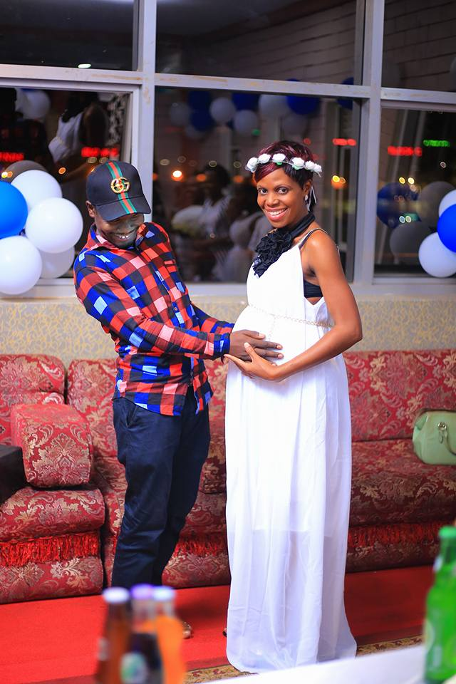 Comedian Taata Sam to officially become a father