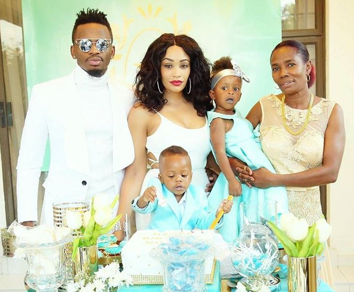 Zari bashes her Ex Diamond on being a dead beat dad