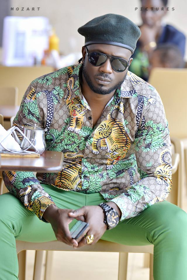 Bebe Cool Tells Us to Get Up & Whine In New Video. Watch Here