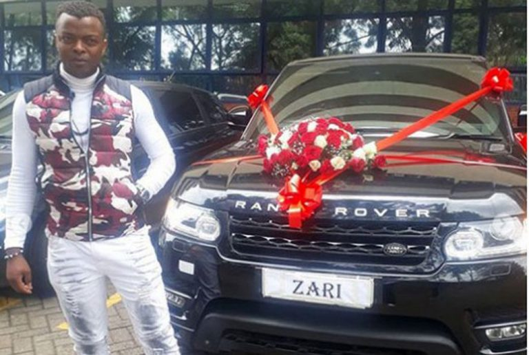 Zari rejects Range Rover from Ringtone
