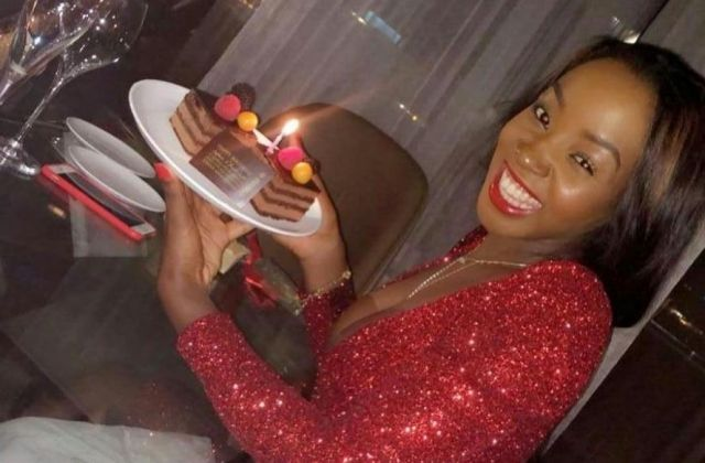 Did Kleith Kyatuhaire really spend 150 million on her birthday party?