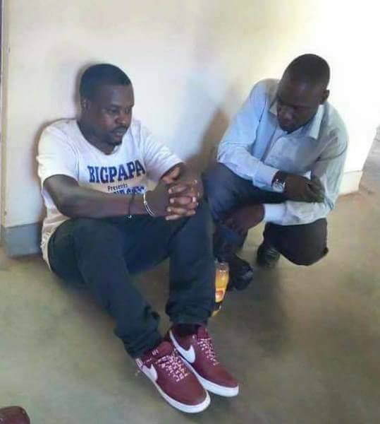 Goodlife Manager, Chagga Behind Bars