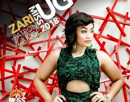 Zari Hassan Shares Her Thoughts On Being Chosen As A Miss Uganda Judge