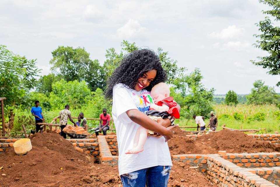 Feed The Streets Foundation Partners to Construct Home for People with Albinism
