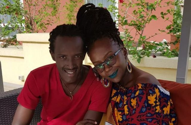 Anne Kansiime's new boyfriend fully stepping into her shoes