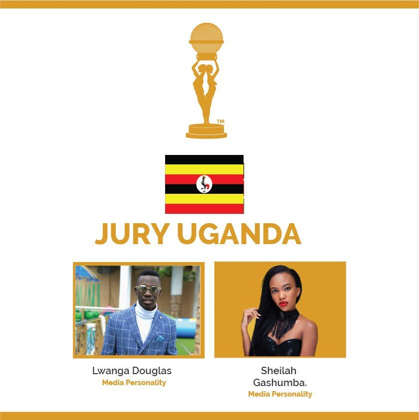 Sheila Gashumba and Douglas Lwanga on Panel for MSETO East Africa Awards