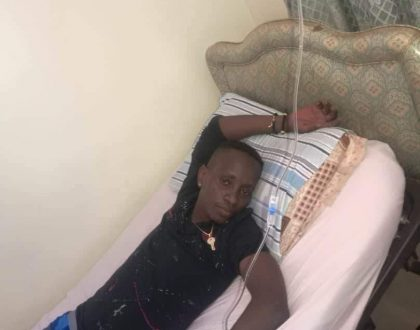 MC Kats Sick Hospitalised!