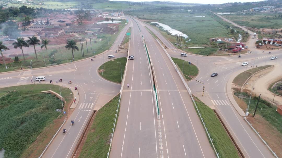 Unveiling the Kampala-Entebbe Expressway