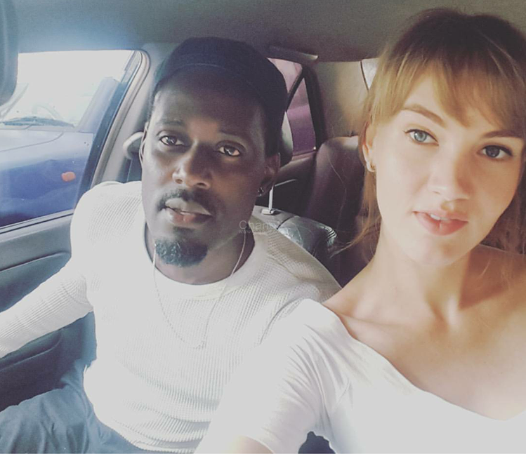 Maurice Kirya Thanks Wife For their Lovely Baby