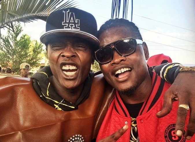 "New Music Alert: Weasel and Pallaso release Video for their Song ""Am Coming"""