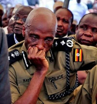 Breaking News: Kale Kayihura arrested