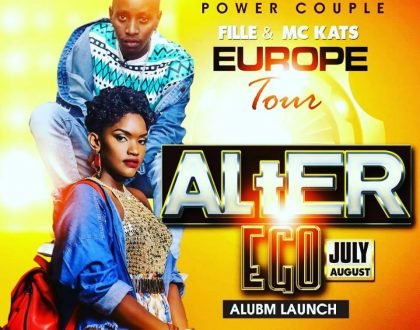 Mc Kats and Fille For Europe Tour Together