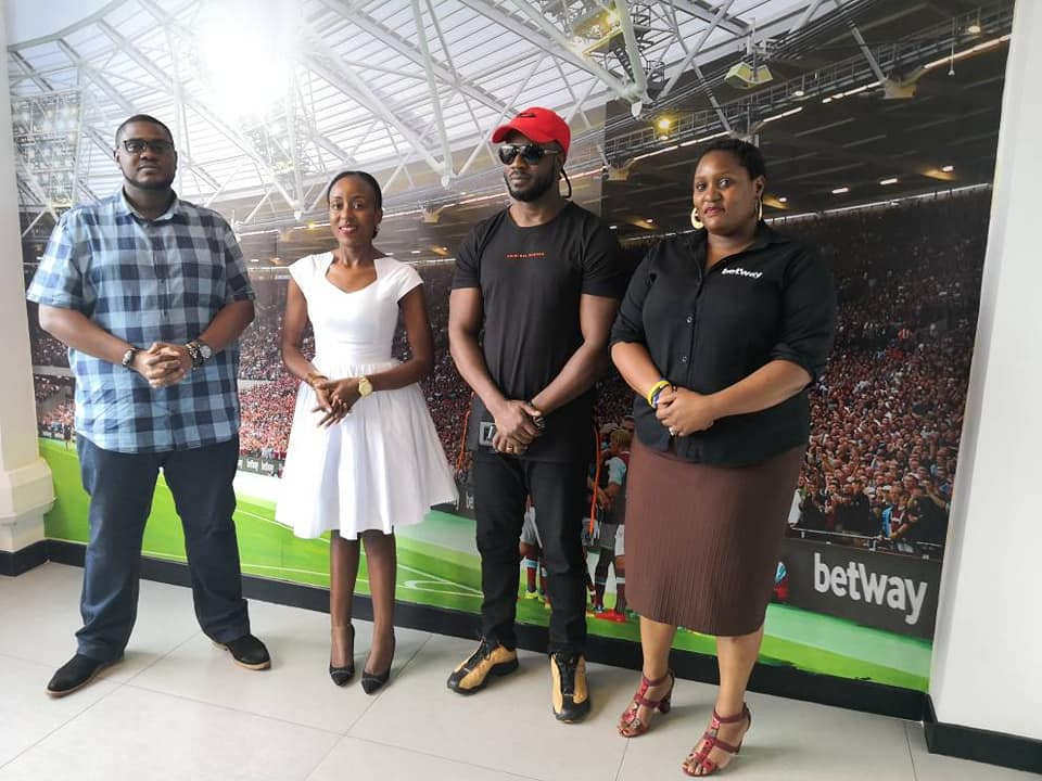 Betway Uganda Sponsors Bebe Cool's 3rd August Concert