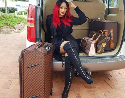 Teasers From Zari Hassan Reality Show. It is about to start