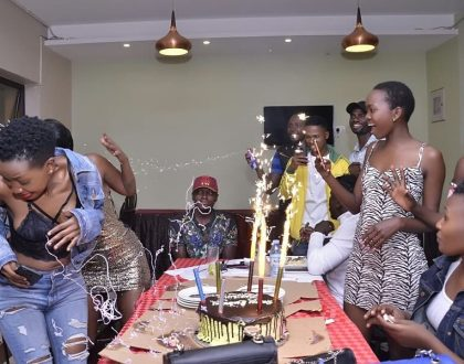 Lydia Jazmine Gets Surprise Party From her Friends