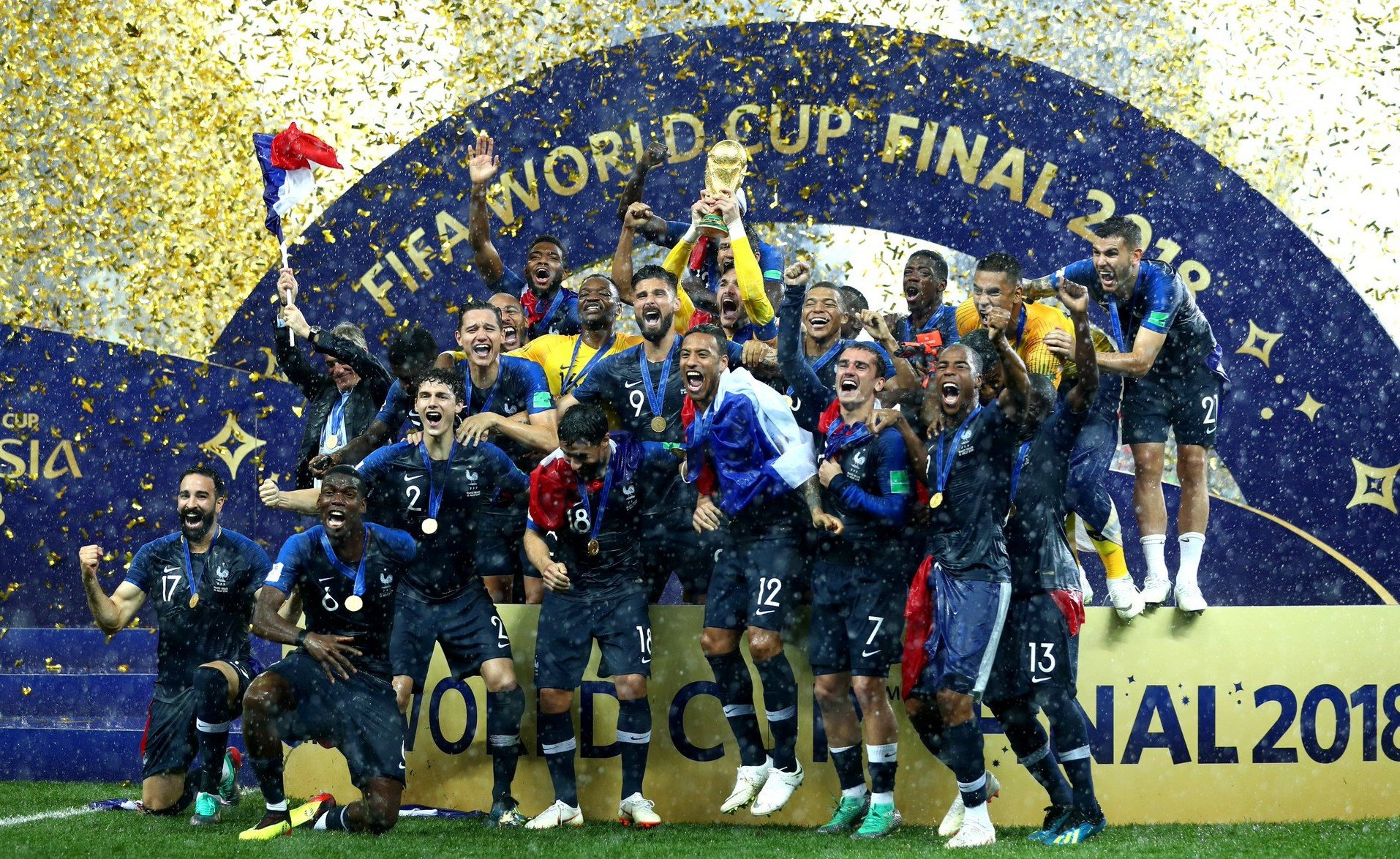 France Emerges Champion after Dramatic World Cup Final