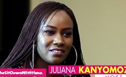 Juliana Kanyomozi Launching TV Series
