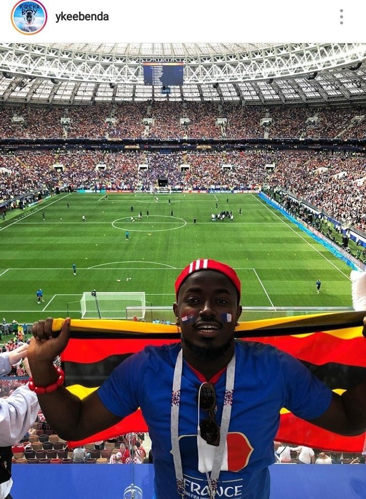 Fans Mock Ykee Benda for Not Performing at Russia World Cup 2018