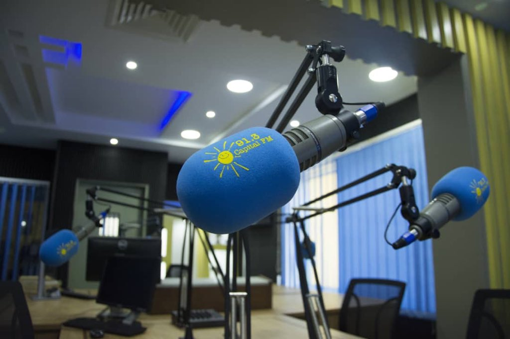 Capital FM Revamps Offices