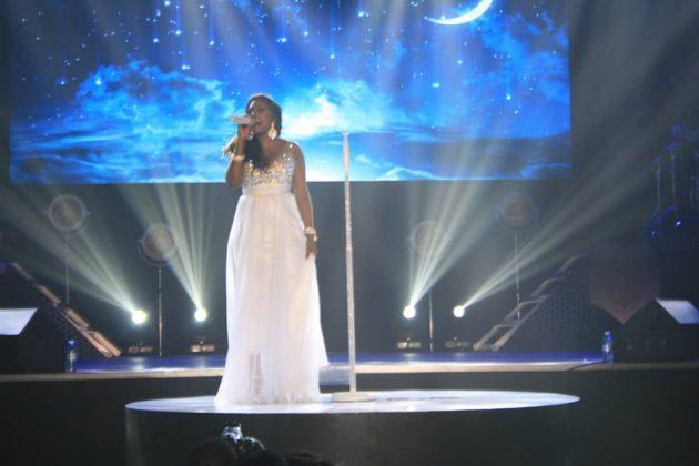 "Irene Ntale Rocks her maiden concert ""Ntale Unchained"""