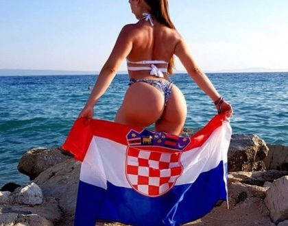 Croatia has Already won the bootylicious world cup