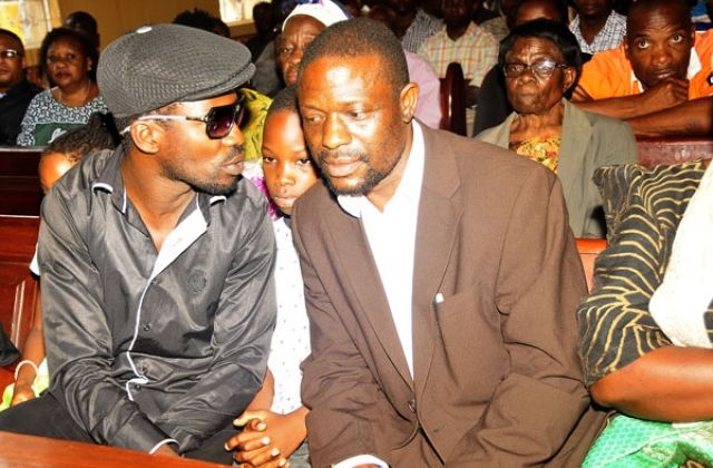 Bobi Wine's brother Sent To prison