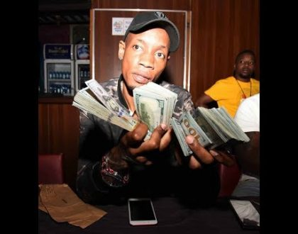 Money Bag, Bryan White Arrested