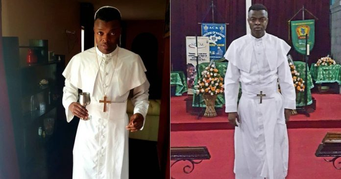 Ringtone resorts to Priesthood after Zaria rejection