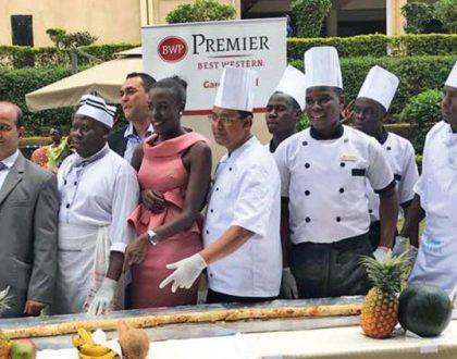 Entebbe Hotel Launches Uganda's Longest Rolex