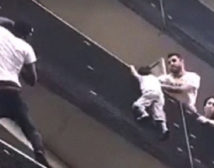 """Spiderman"" who Rescued Baby in France staged the whole thing and Faces deportation"