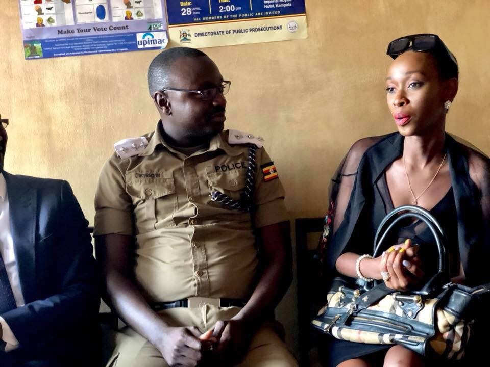 Leaked Nude Photos: Judith Heard Arrested By Police In