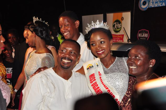 PHOTOS: 22 year old Quinn Crowned as New Miss Uganda
