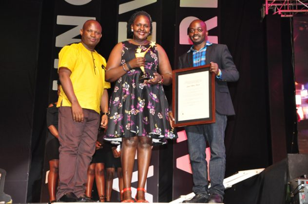 Photos: How it went down at the  Young Achievers Awards.